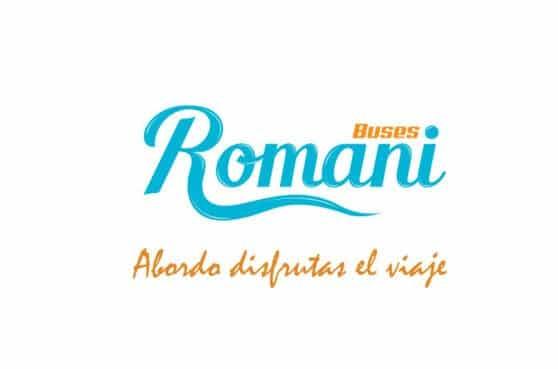Logo de Romani