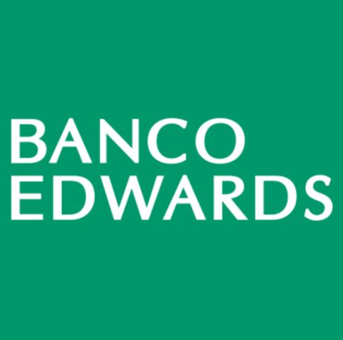 Logo de Banco Edwards