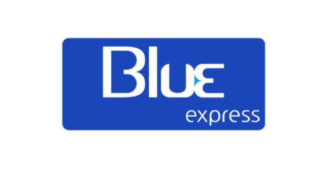 Logo de Blue Express