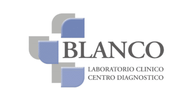 Logo de Laboratorio Blanco