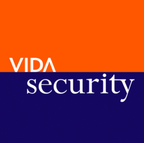 Logo de Vida Security